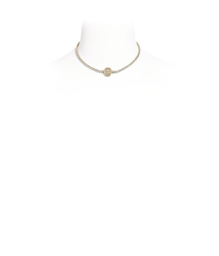 Amerindian Choker necklacenatural leather Chokermulticolor glass Rhombus pendantInca styleblack rhombic patterns