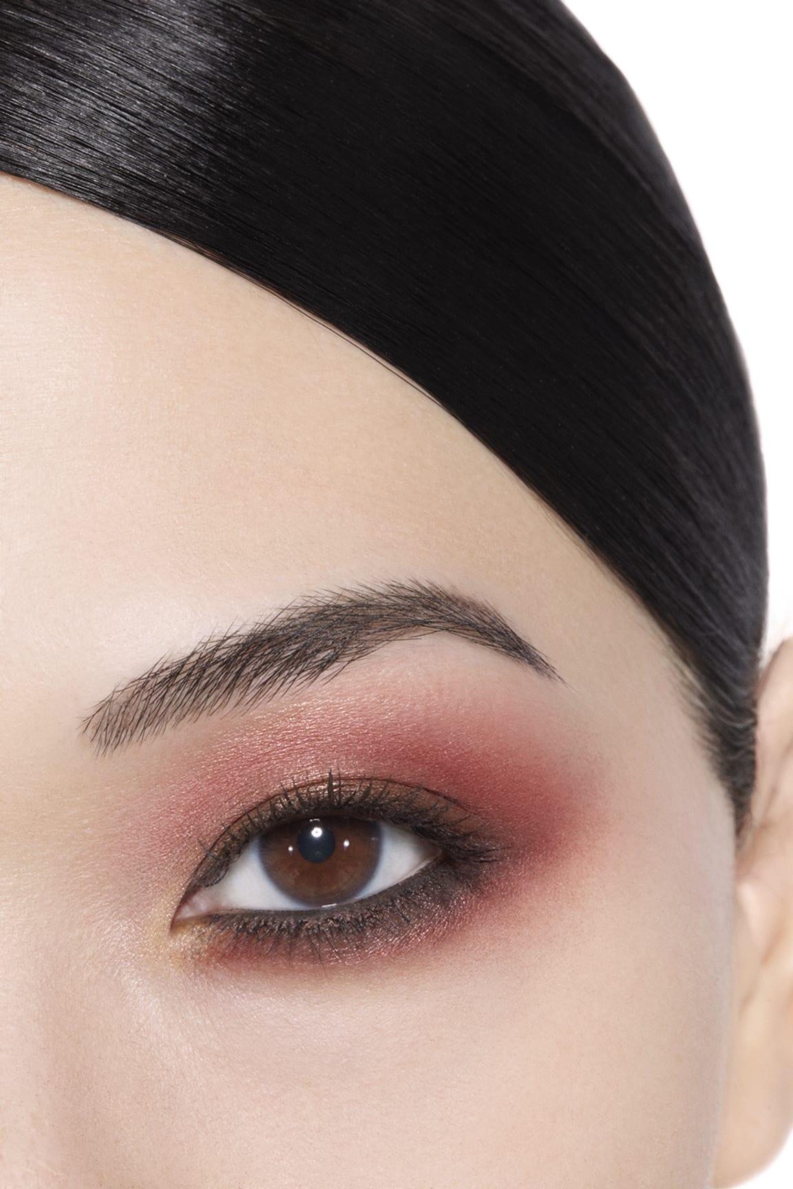 Application makeup visual 1 - ÉCLAT ÉNIGMATIQUE Exclusive Creation. Limited edition. ÉCLAT ÉNIGMATIQUE