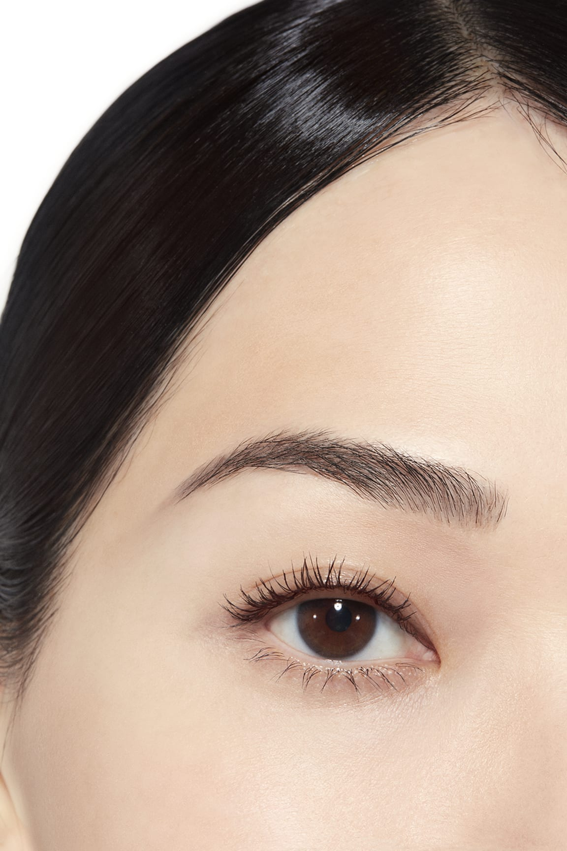 Application makeup visual 1 - INIMITABLE 30 - NOIR BRUN