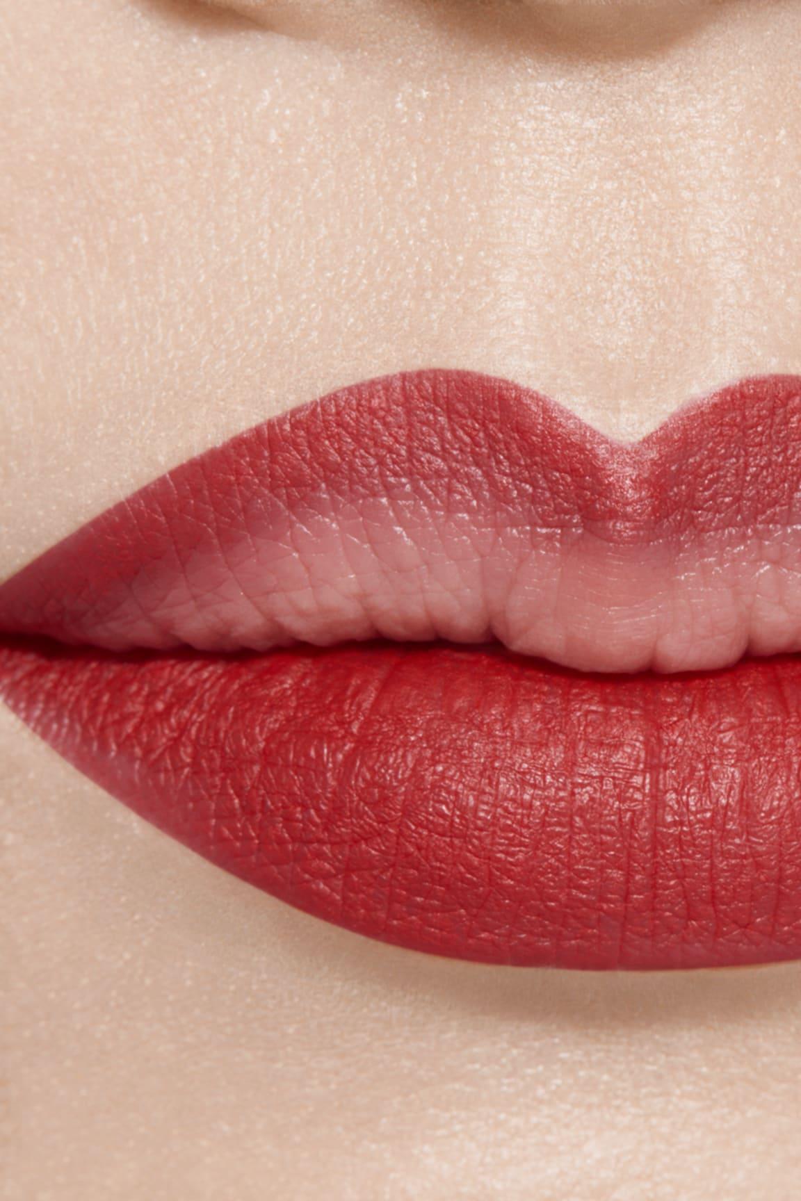 Application makeup visual 1 - LE CRAYON LÈVRES 174 - ROUGE TENDRE