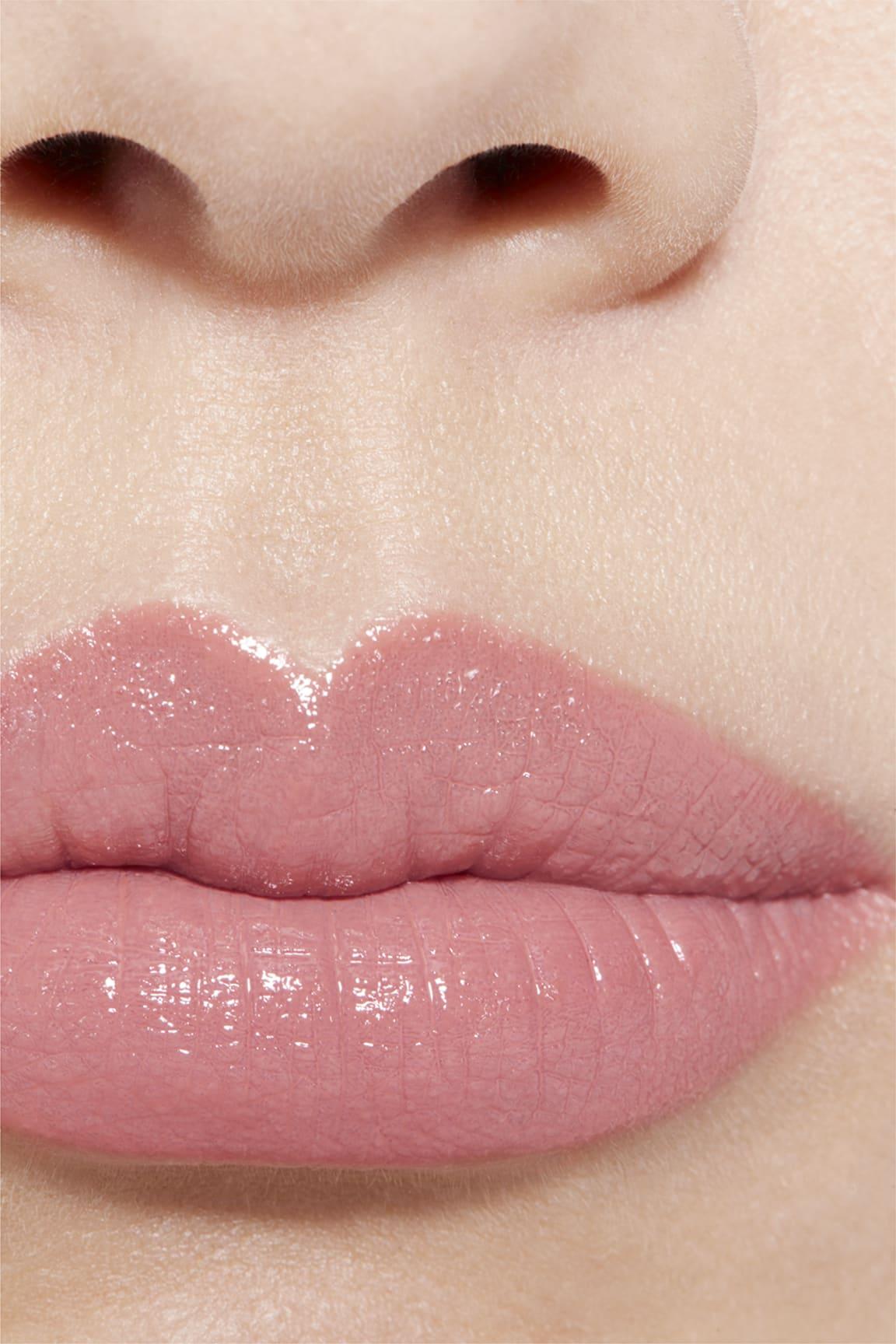 Application makeup visual 1 - LE ROUGE CRAYON DE COULEUR N°9 - BEIGE ROSÉ