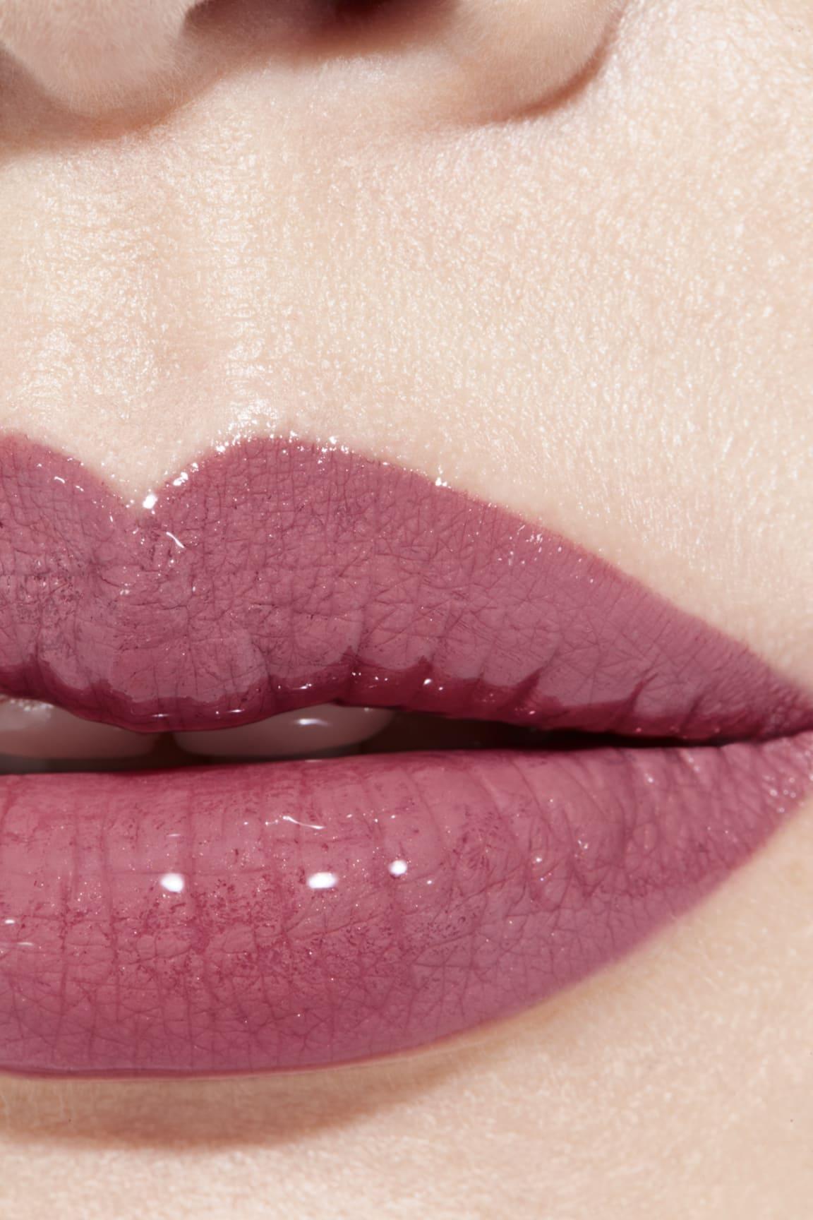 Application makeup visual 1 - LE ROUGE DUO ULTRA TENUE 172 - LIGHT MAUVE
