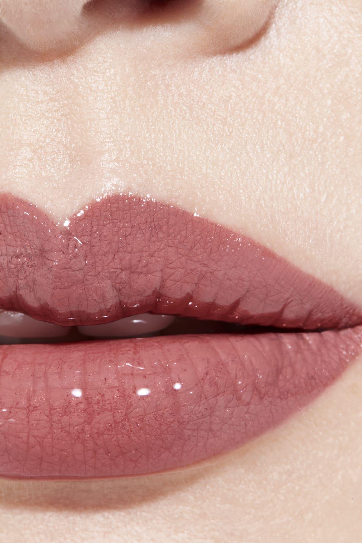 Application makeup visual 1 - LE ROUGE DUO ULTRA TENUE 40 - LIGHT ROSE
