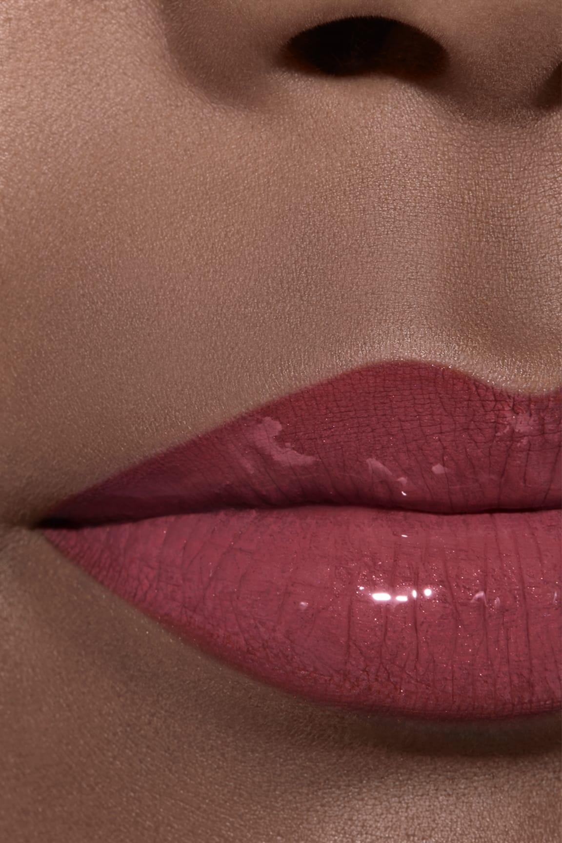 Application makeup visual 2 - LE ROUGE DUO ULTRA TENUE 57 - DARLING PINK