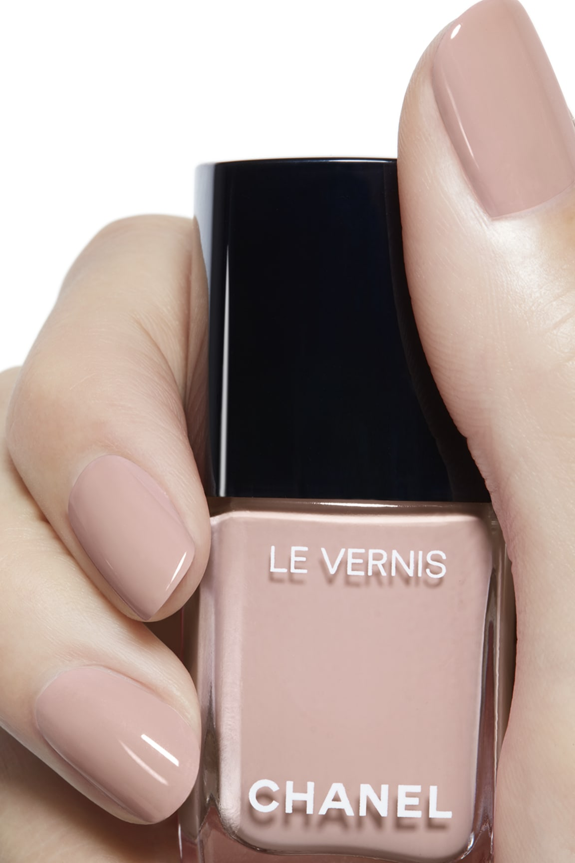 Application makeup visual 2 - LE VERNIS 504 - ORGANDI