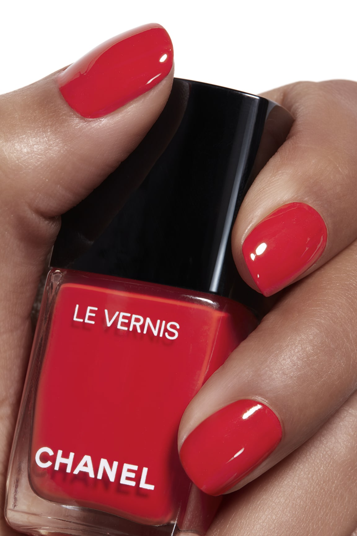 Application makeup visual 1 - LE VERNIS 510 - GITANE