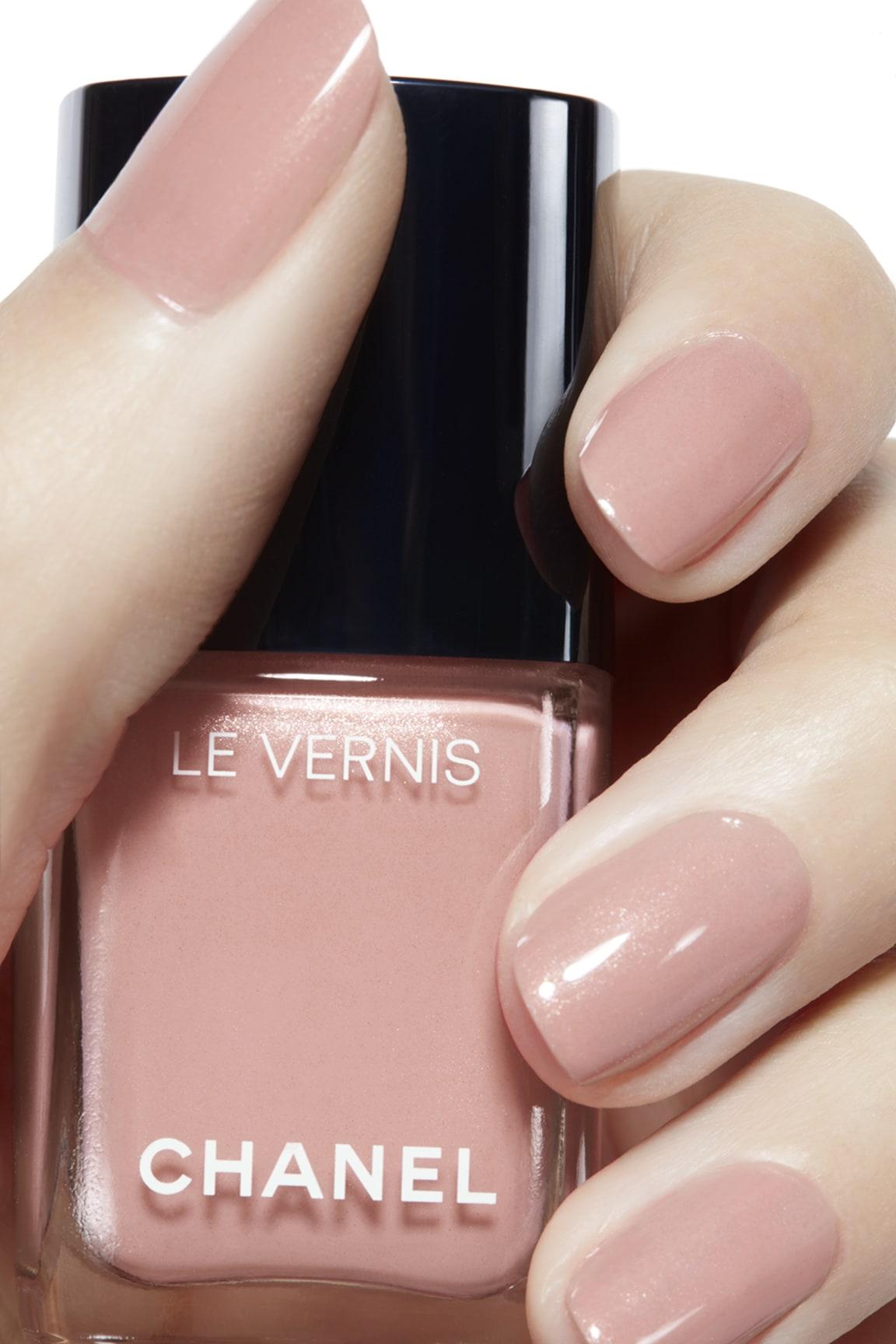 Application makeup visual 2 - LE VERNIS 521 - ROSE CACHÉ
