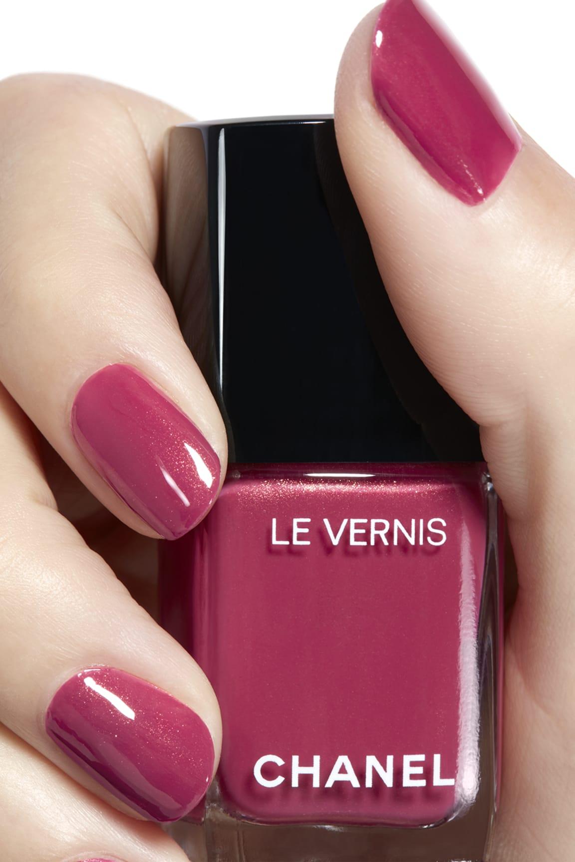Anwendung Make-up-Bild 2 - LE VERNIS 586 - ROSE PRODIGIOUS