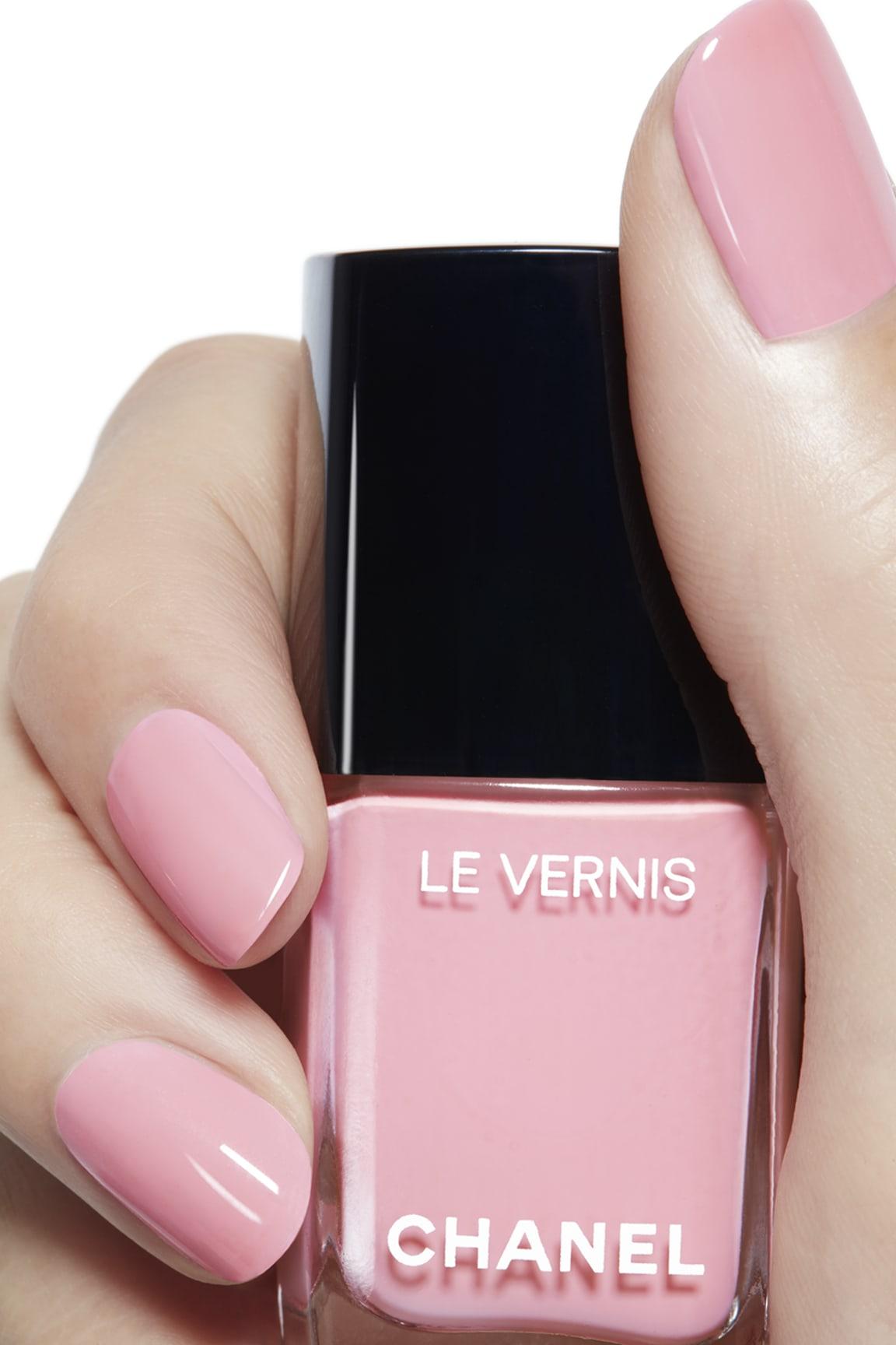 Application makeup visual 2 - LE VERNIS 588 - NUVOLA ROSA