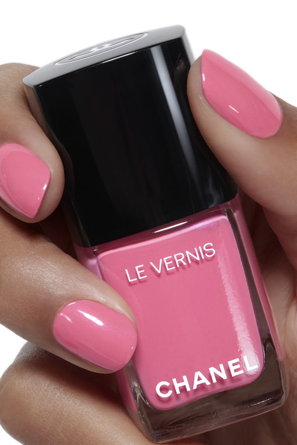 Application makeup visual 1 - LE VERNIS 606 - AURORE