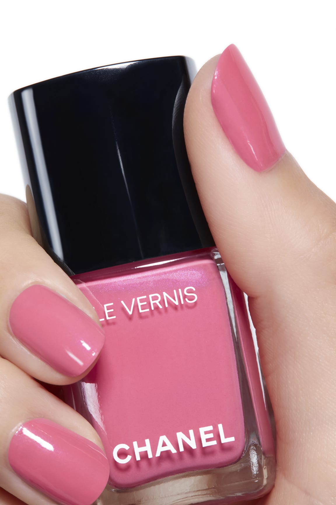 Application makeup visual 2 - LE VERNIS 606 - AURORE