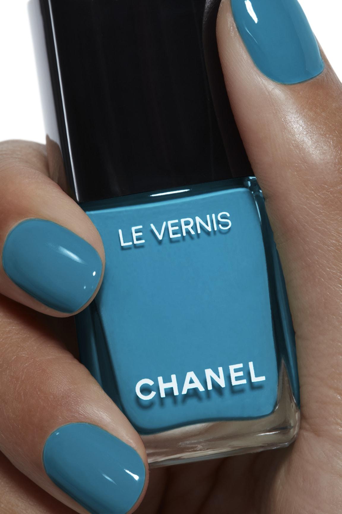 Application makeup visual 1 - LE VERNIS 753 - MELODY