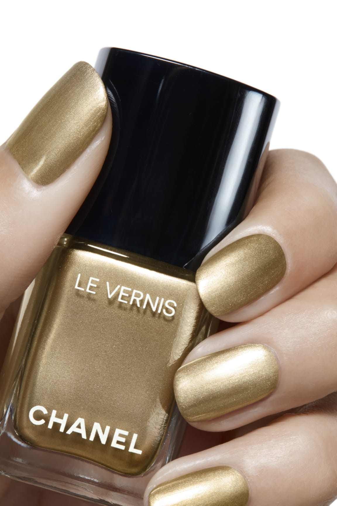Visual applicazione make up 3 - LE VERNIS 773 - CHAÎNE D'OR