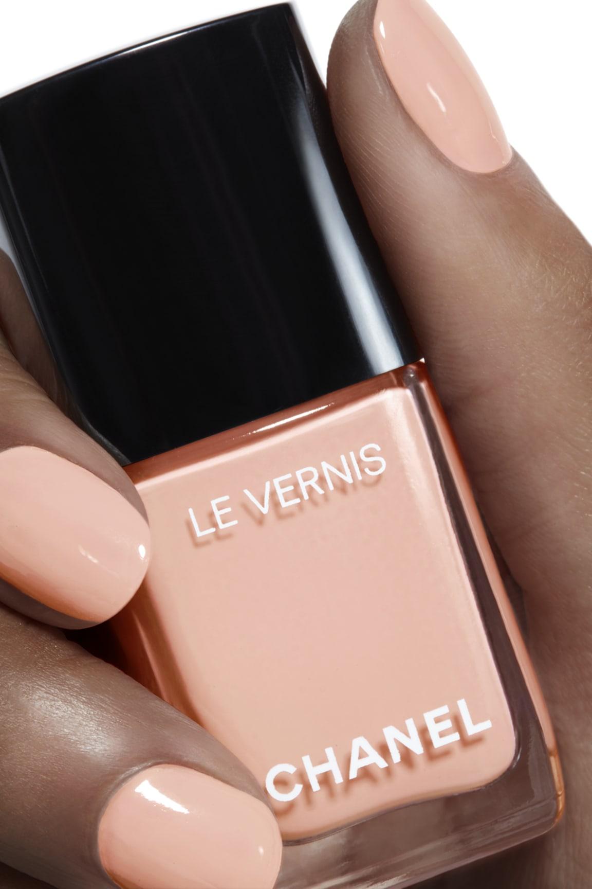 Application makeup visual 1 - LE VERNIS 883 - PENSÉE