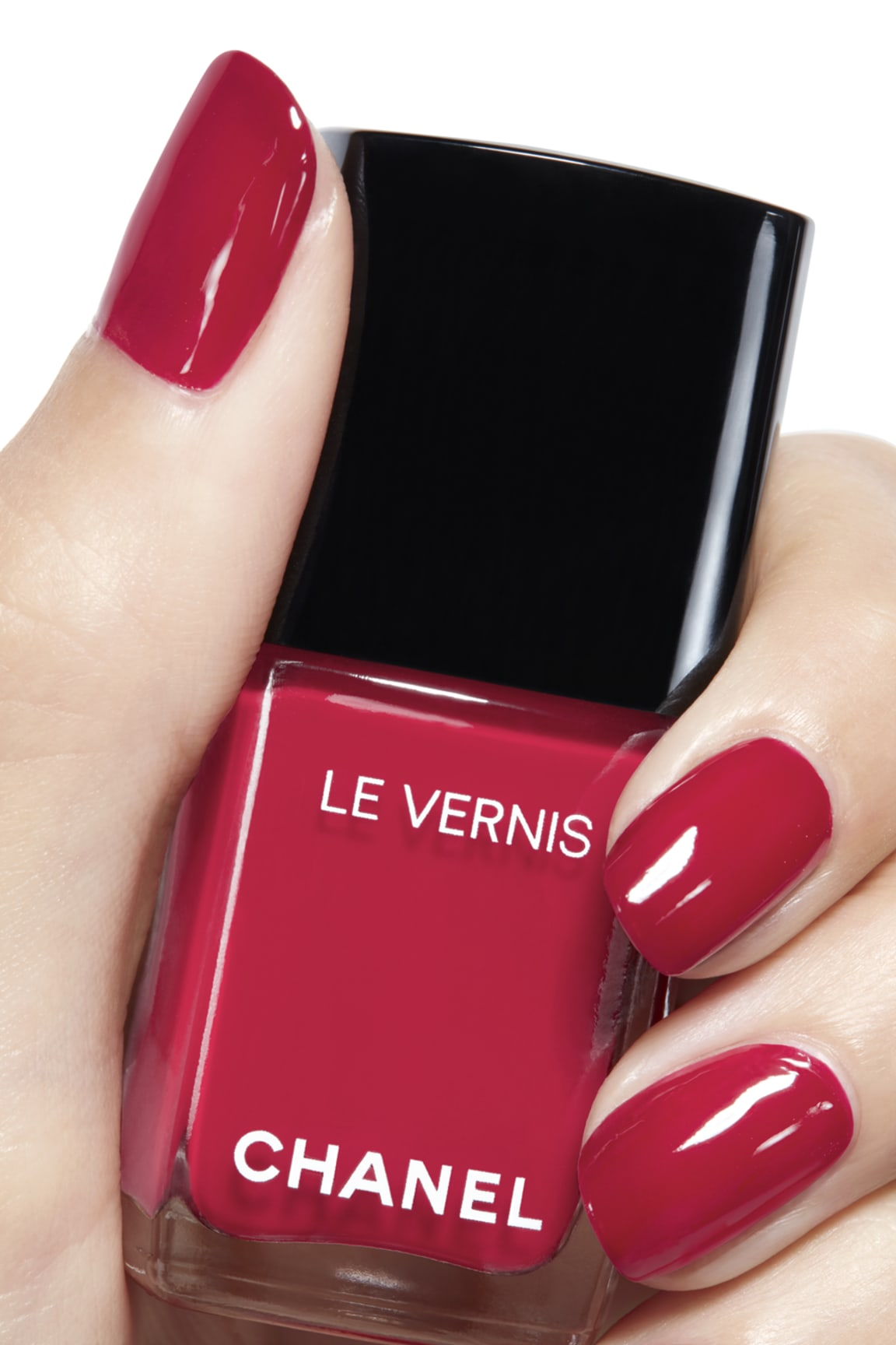 Anwendung Make-up-Bild 2 - LE VERNIS 885 - ANTHURIUM