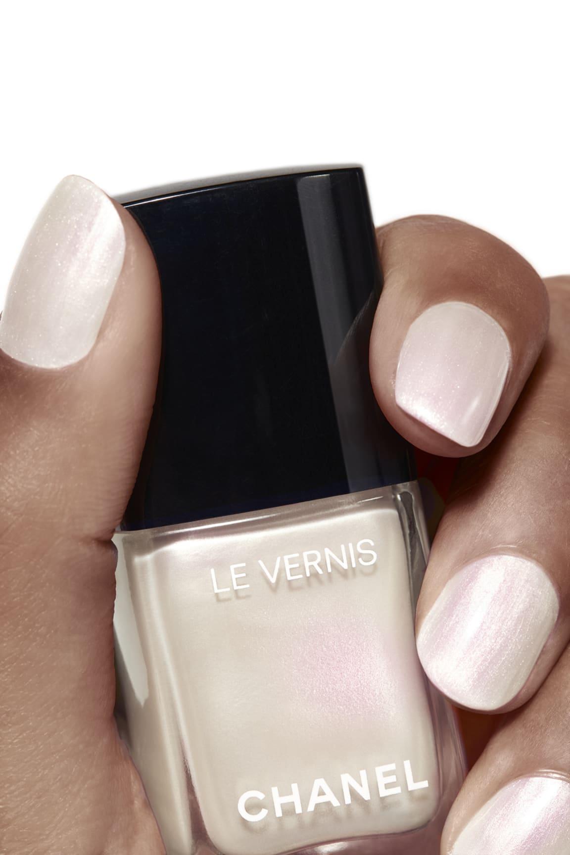 Application makeup visual 1 - LE VERNIS 889 - PERLE BLANCHE