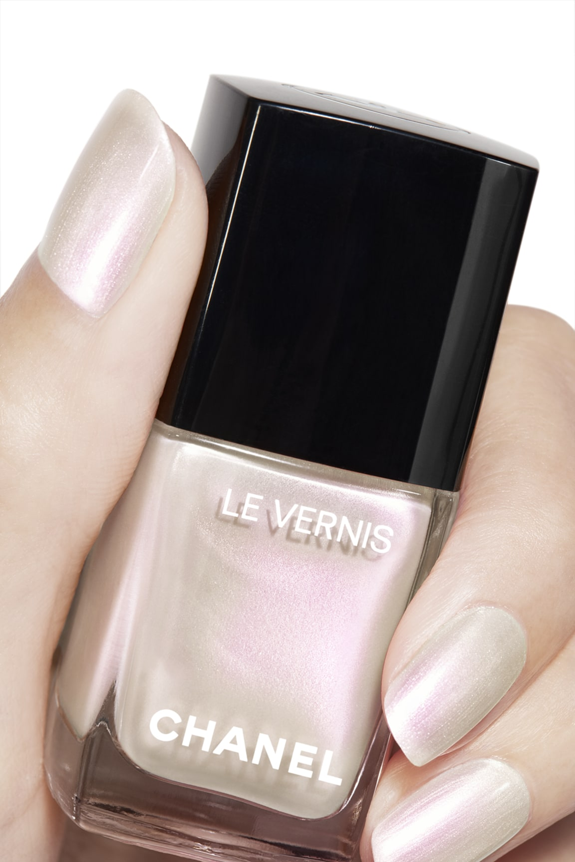 Application makeup visual 2 - LE VERNIS 889 - PERLE BLANCHE