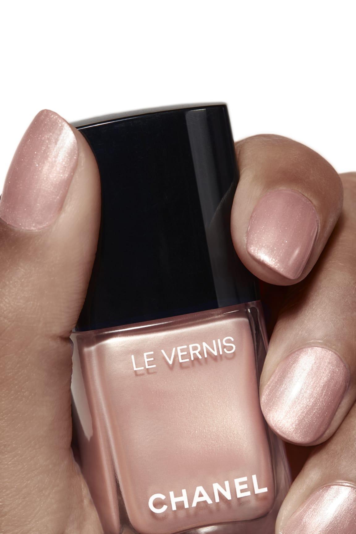 Application makeup visual 1 - LE VERNIS 895 - SUNLIGHT
