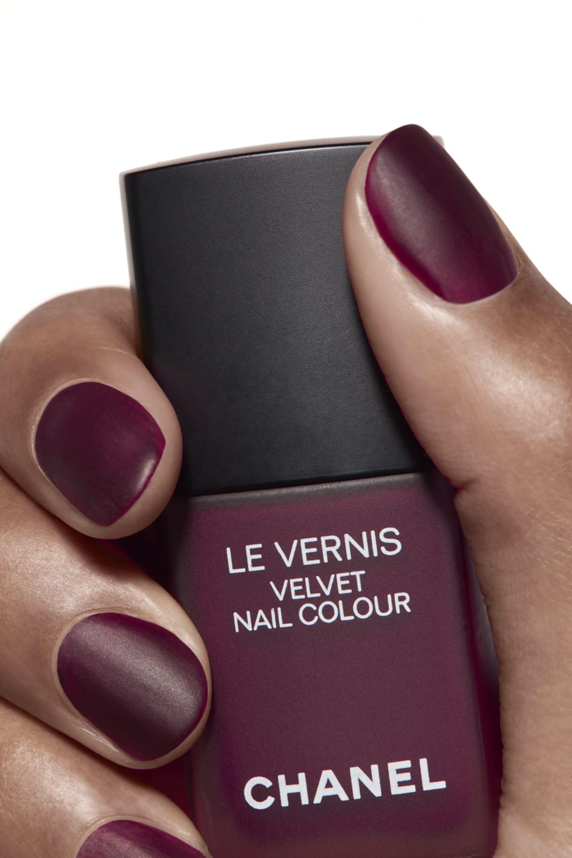 Application makeup visual 1 - LE VERNIS 638 - PROFONDEUR