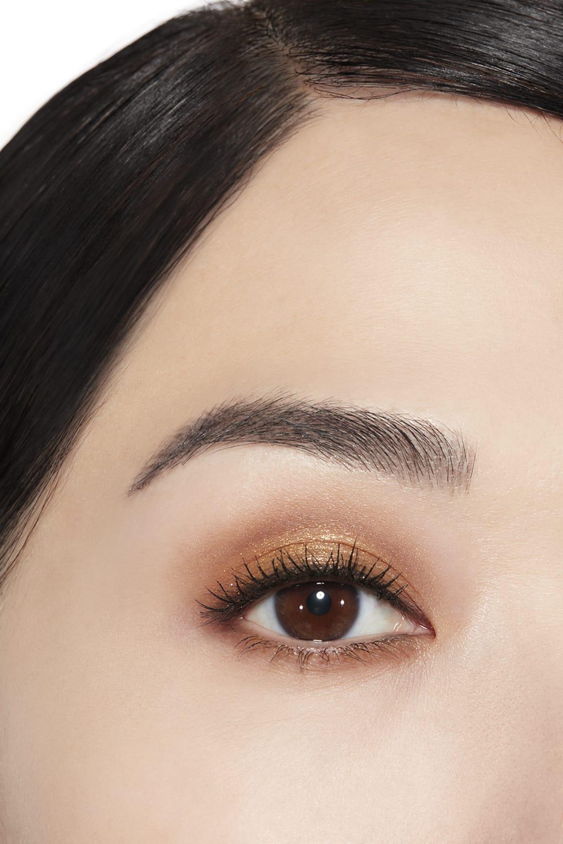 Application makeup visual 1 - LES BEIGES DEEP