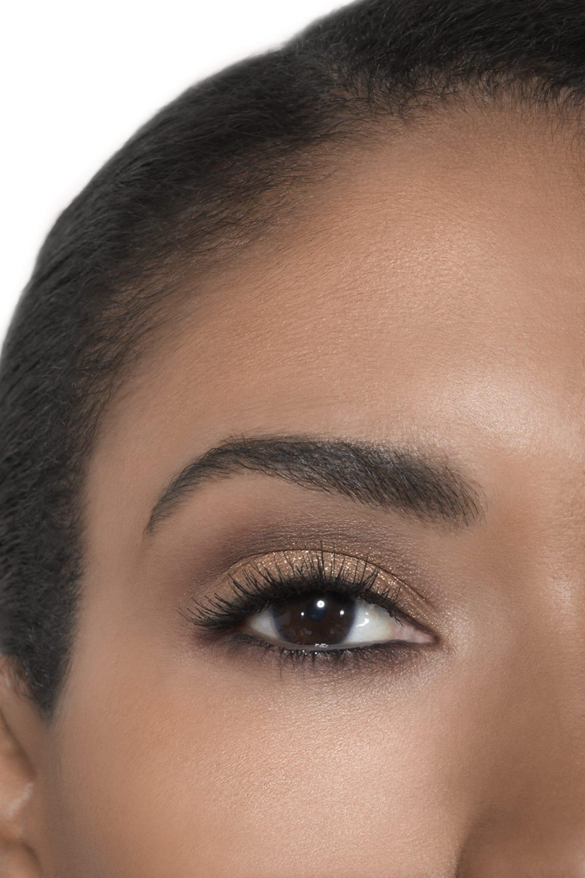 Application makeup visual 2 - LES BEIGES DEEP