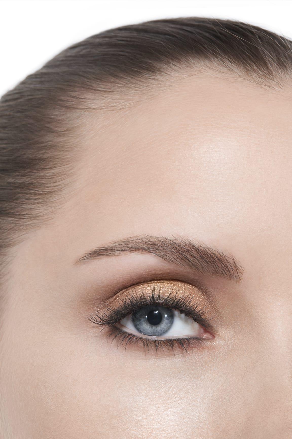 Application makeup visual 3 - LES BEIGES DEEP