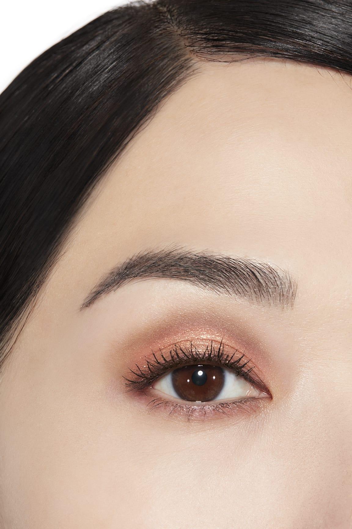 Anwendung Make-up-Bild 1 - LES BEIGES LIDSCHATTEN-PALETTE TENDER
