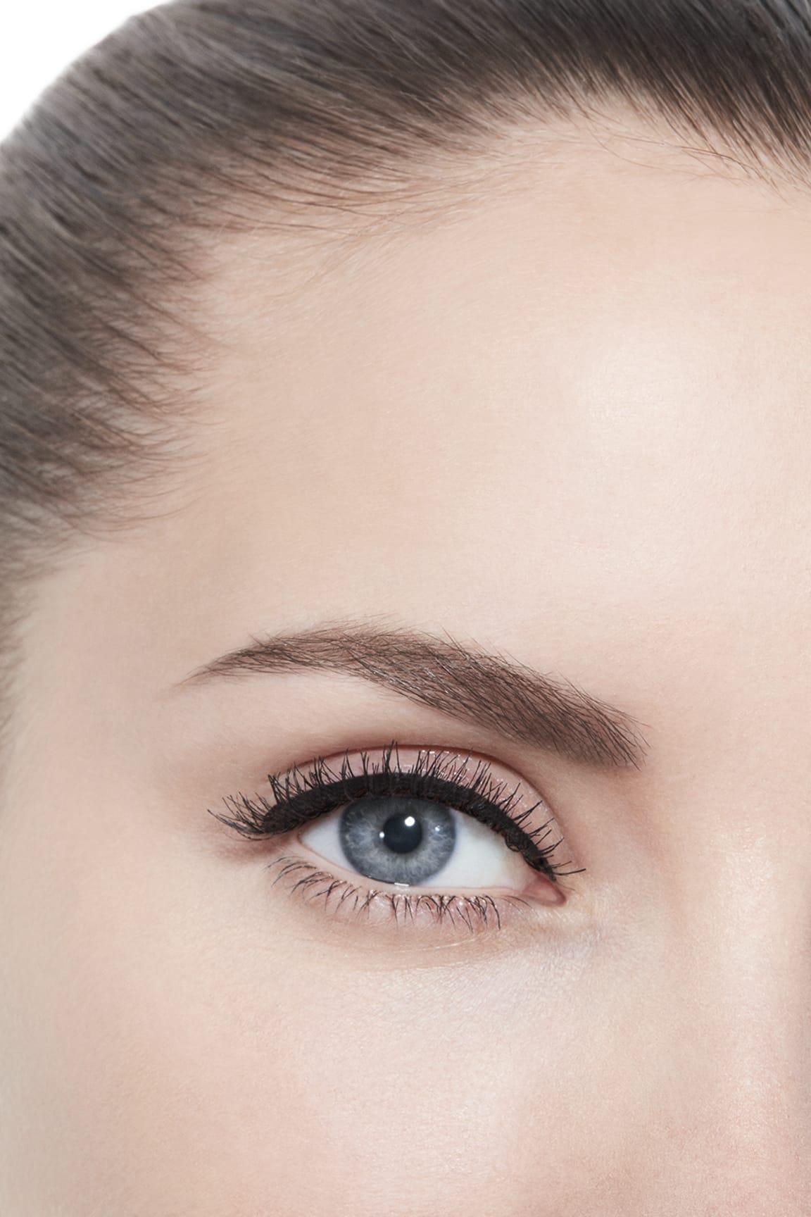 彩妝示範圖 3 - 香奈兒眼線液系列 10 - NOIR-NOIR