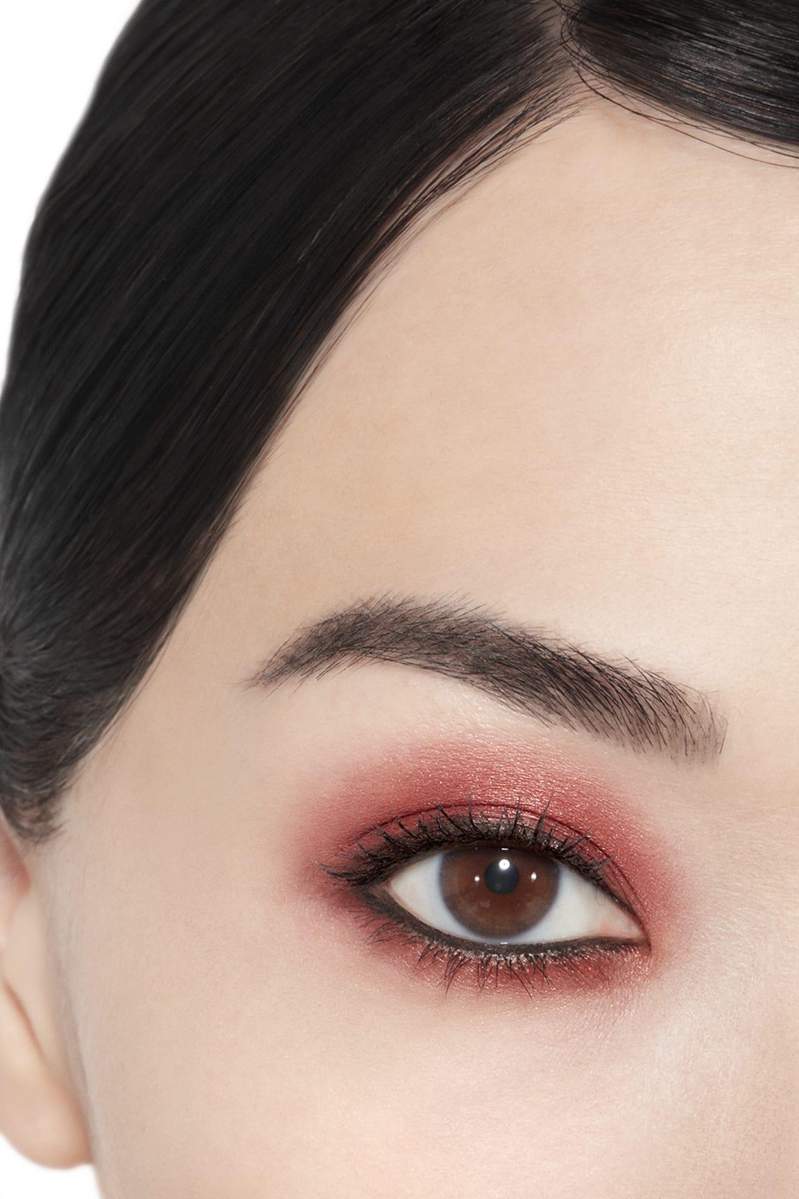 Application makeup visual 1 - OMBRE PREMIÈRE 36 - DÉSERT ROUGE