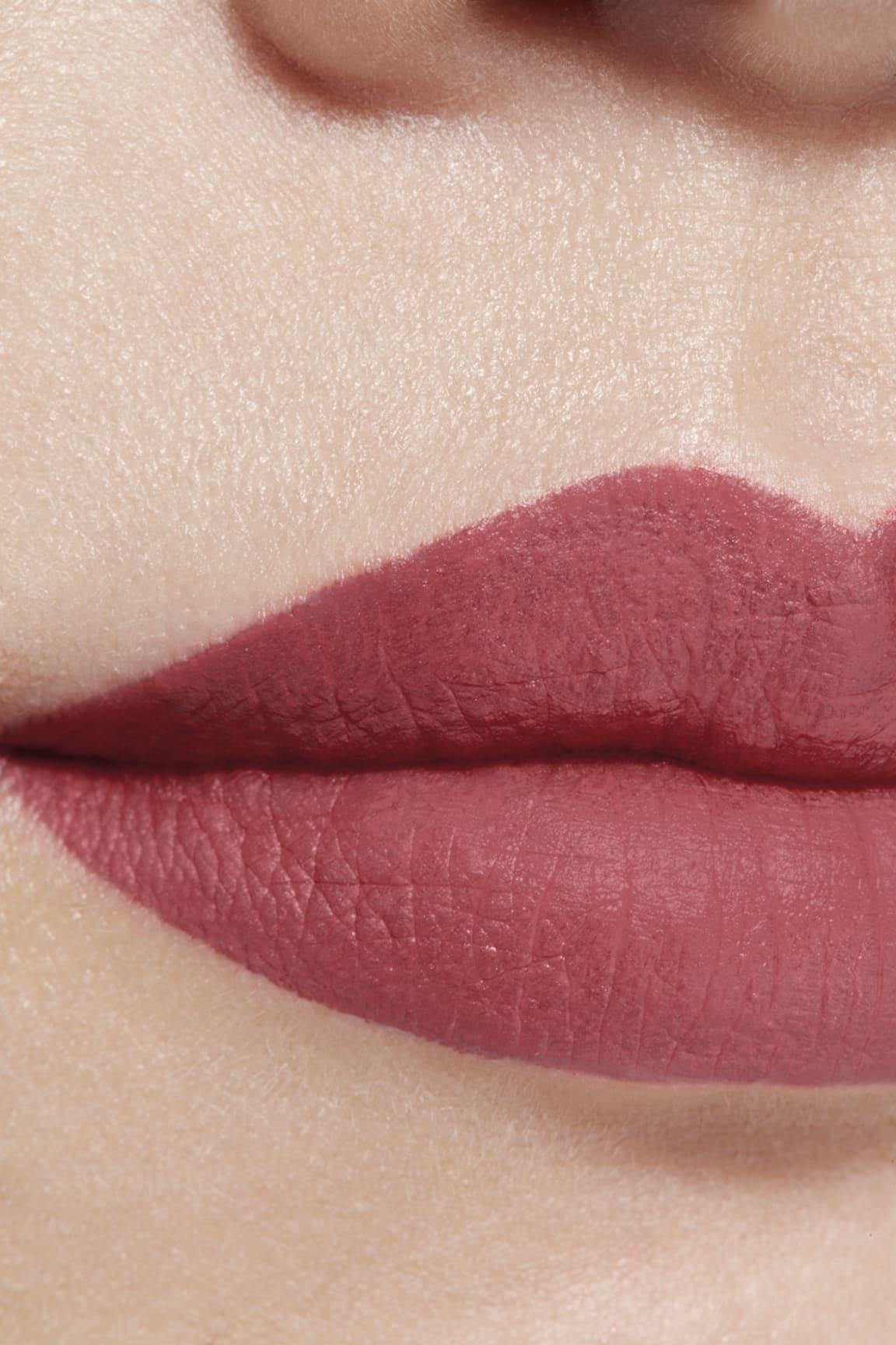 Visual applicazione make up 1 - ROUGE ALLURE INK FUSION 806 - PINK BROWN