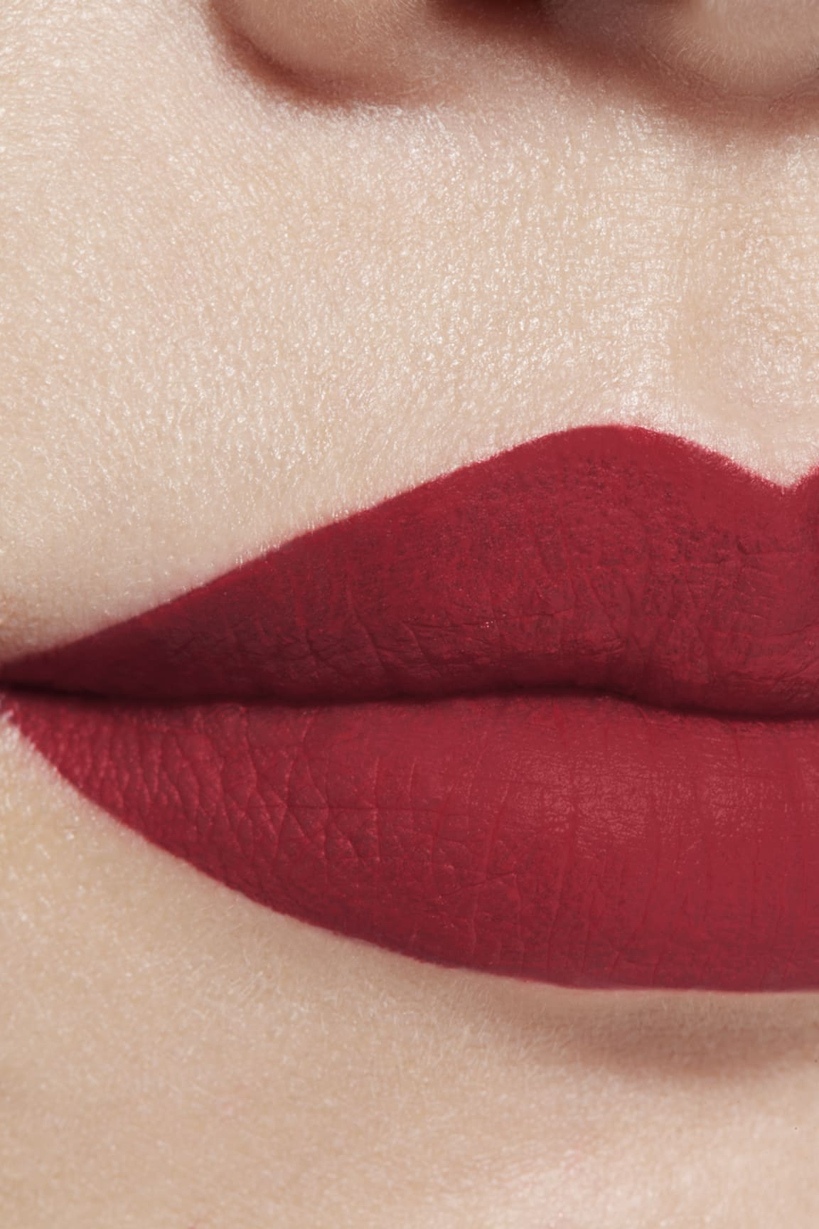 Application makeup visual 1 - ROUGE ALLURE INK FUSION 836 - IDYLLIQUE