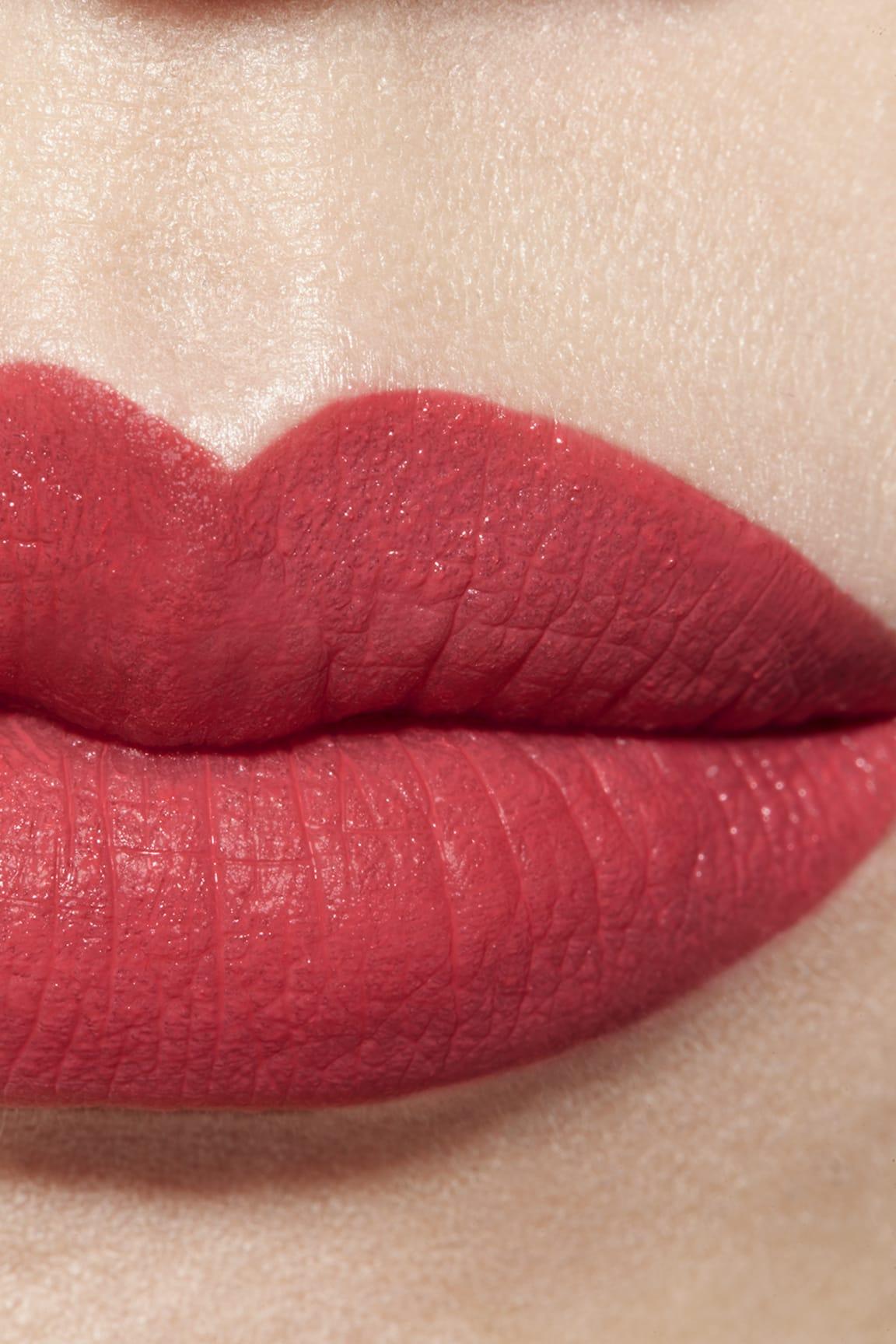 Application makeup visual 1 - ROUGE ALLURE INK 148 - LIBÉRÉ