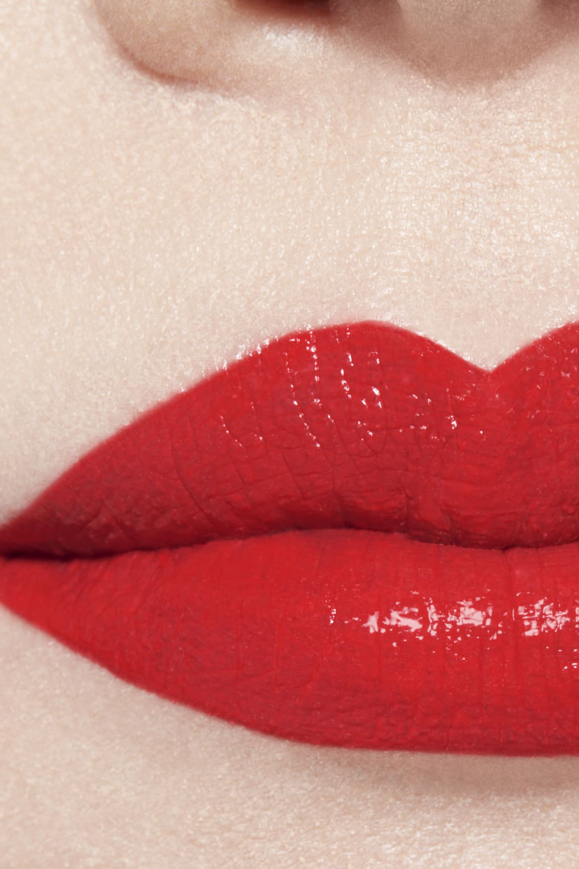 Imagen aplicación de maquillaje 1 - ROUGE ALLURE LAQUE 68 - UNLIMITED