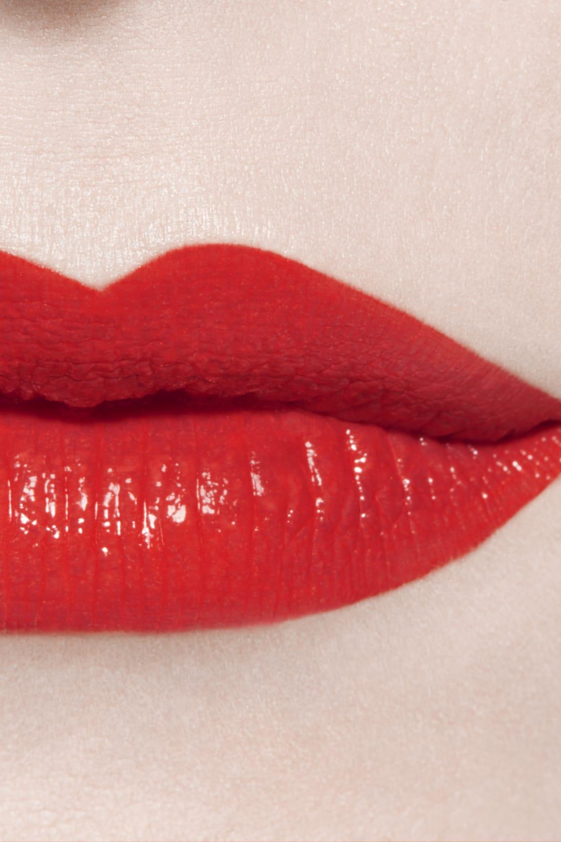 Application makeup visual 3 - ROUGE ALLURE LAQUE 68 - UNLIMITED