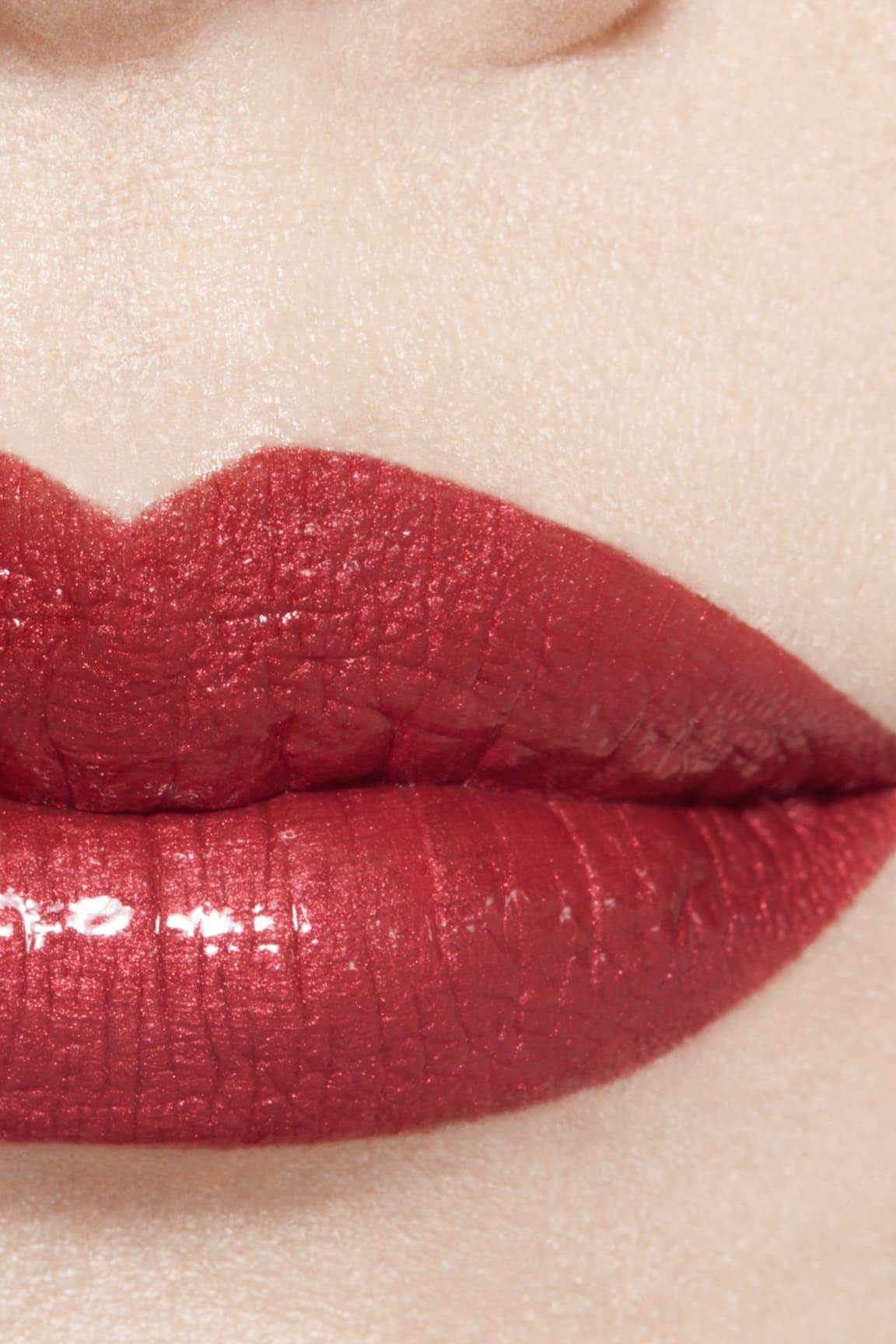 Visuel d'application maquillage 1 - ROUGE ALLURE LAQUE 71 - MYTHE