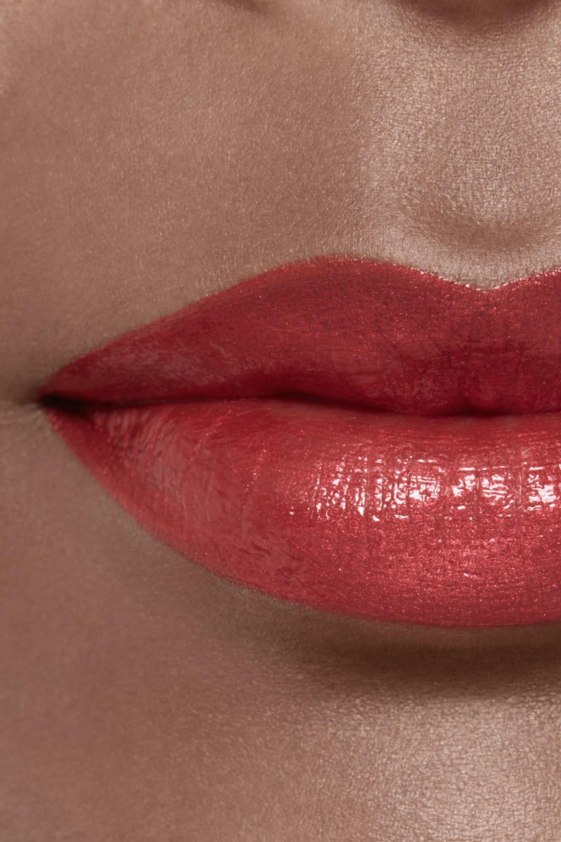Visuel d'application maquillage 2 - ROUGE ALLURE LAQUE 71 - MYTHE