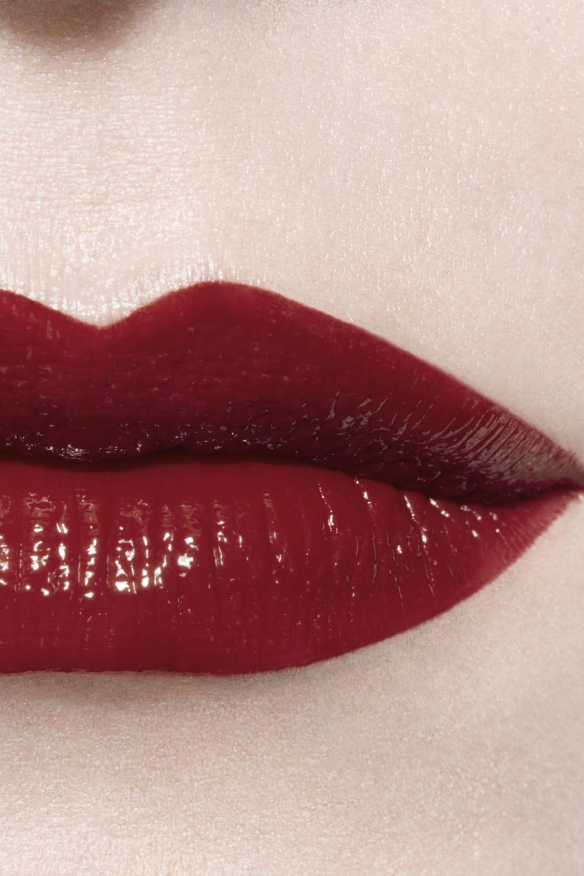 Imagen aplicación de maquillaje 3 - ROUGE ALLURE LAQUE 74 - EXPÉRIMENTÉ