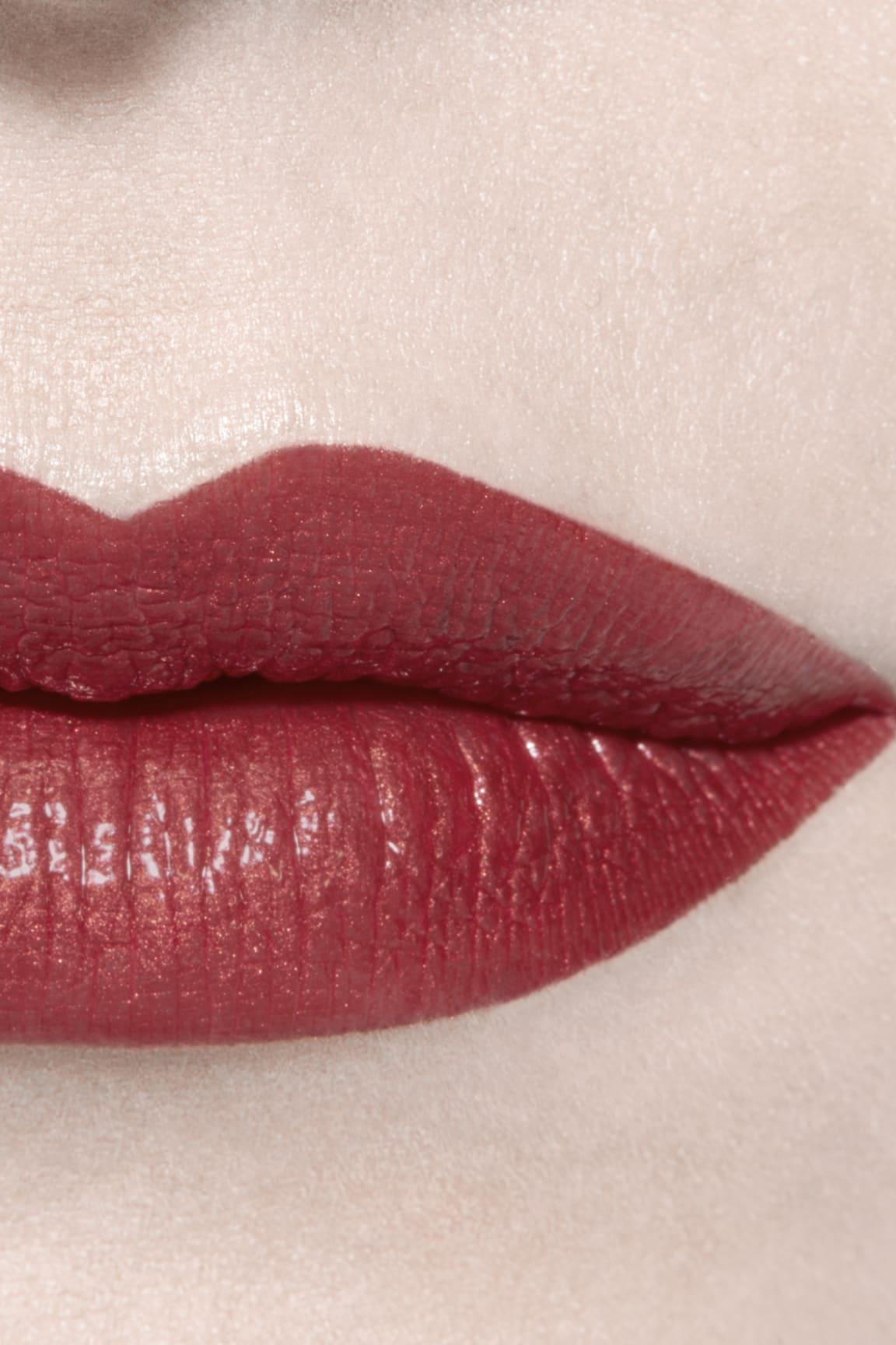 Application makeup visual 3 - ROUGE ALLURE LAQUE 84 - ROSE AMBIGU