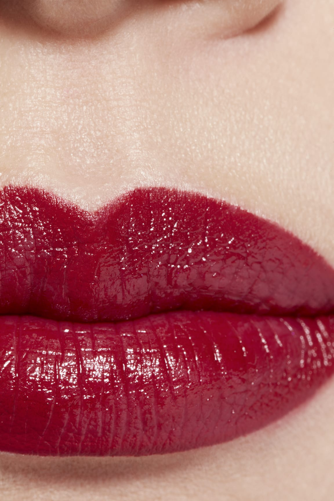 Application makeup visual 1 - ROUGE ALLURE 104 - PASSION