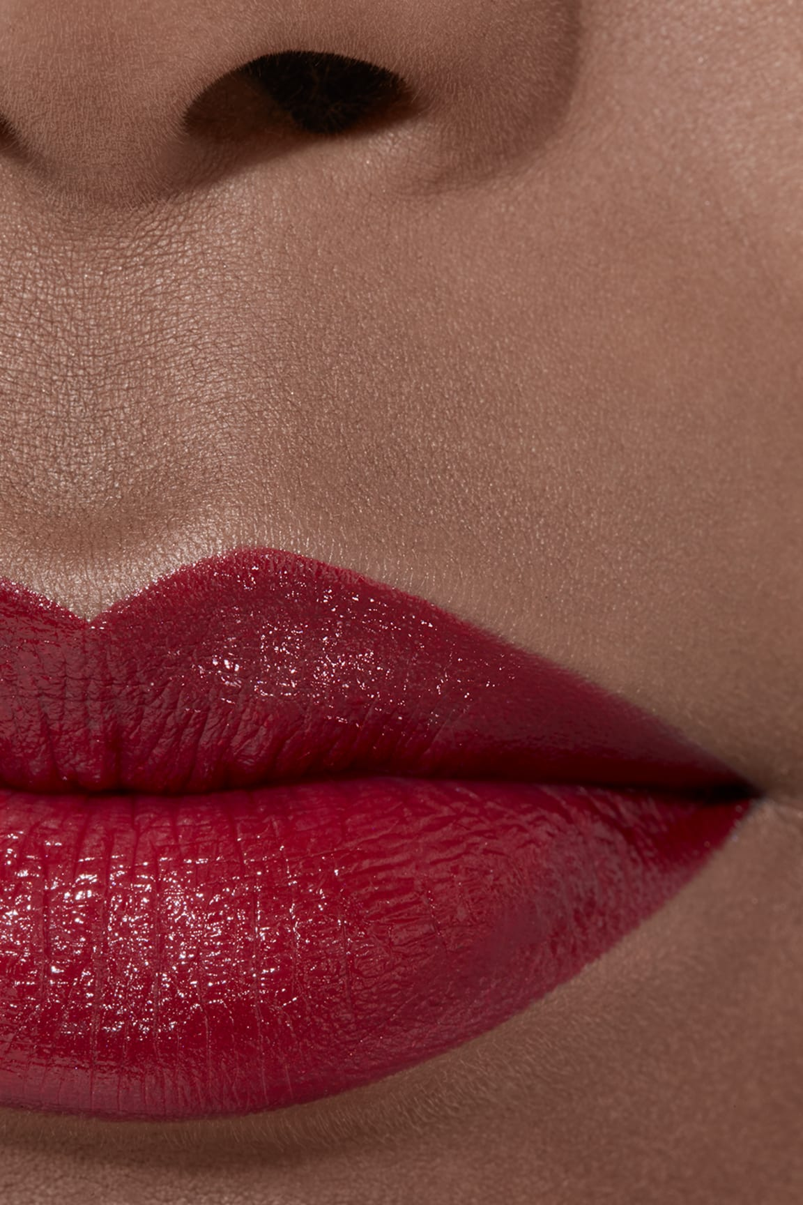 Application makeup visual 2 - ROUGE ALLURE 104 - PASSION