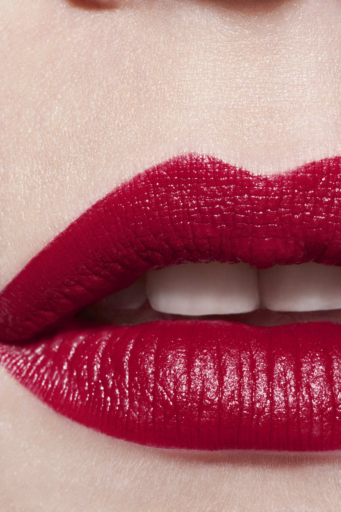 Application makeup visual 3 - ROUGE ALLURE 104 - PASSION