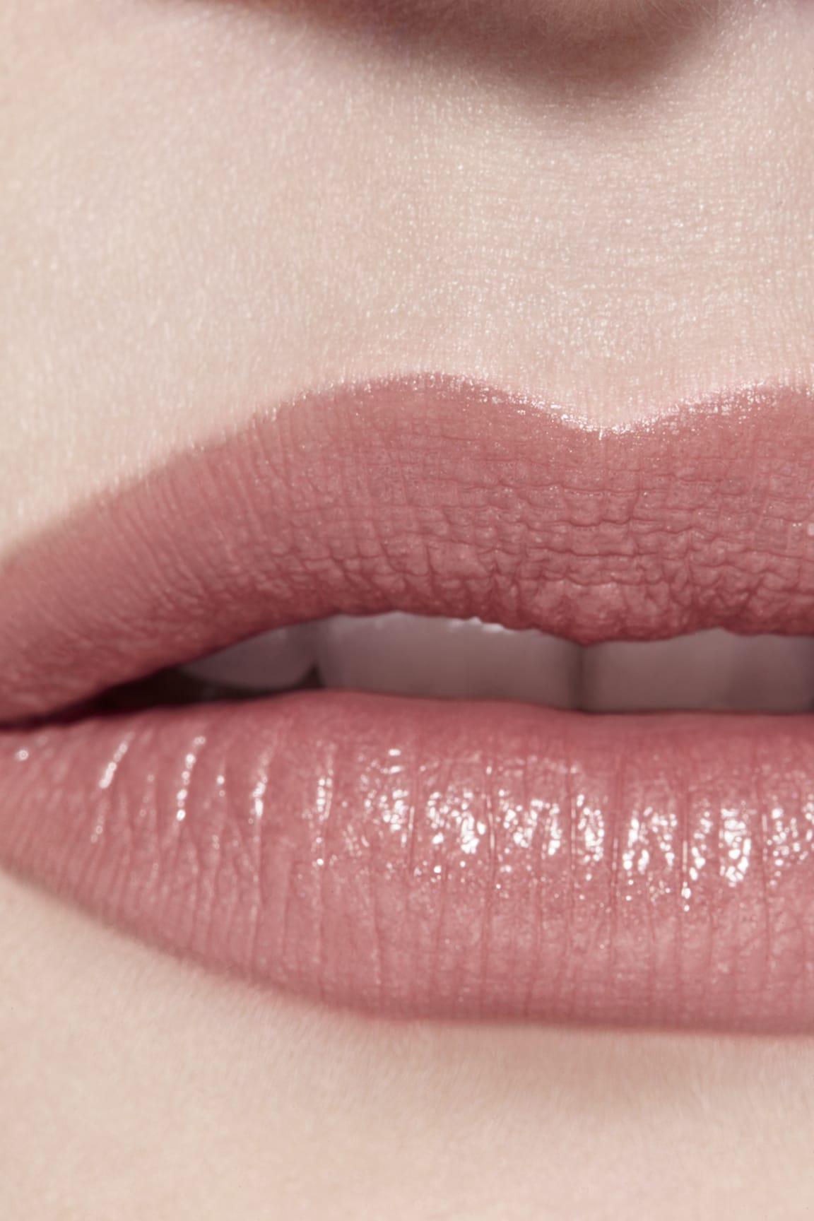 Imagen aplicación de maquillaje 3 - ROUGE ALLURE 186 - SENSIBLE
