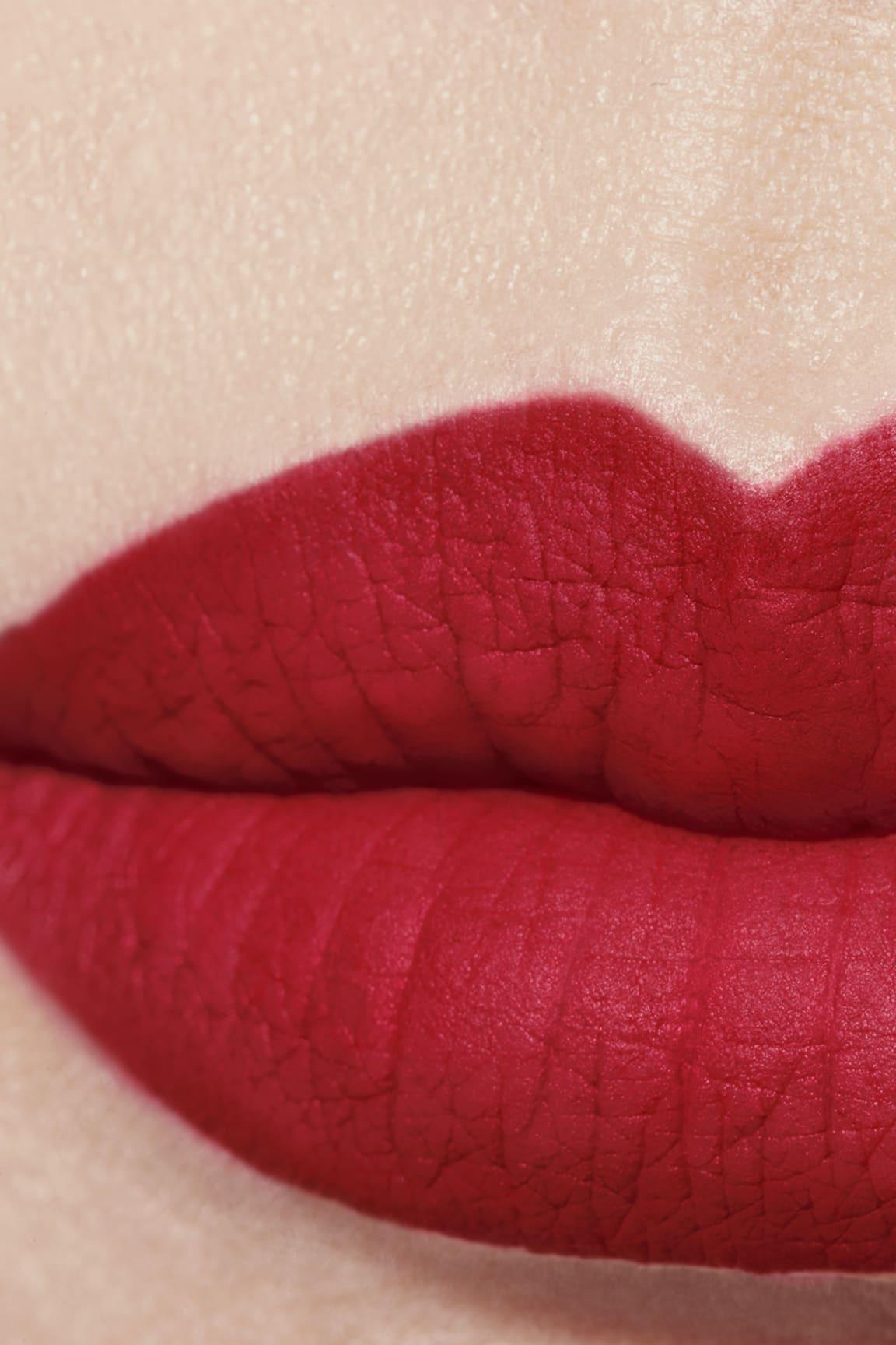 Application makeup visual 1 - ROUGE ALLURE VELVET EXTRÊME 112 - IDÉAL