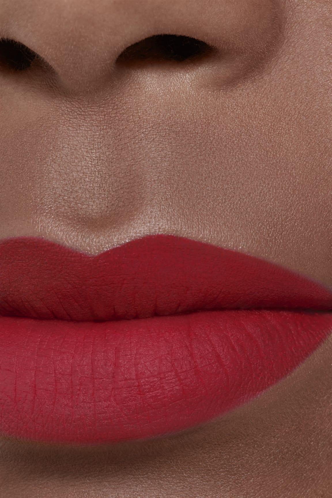 Application makeup visual 2 - ROUGE ALLURE VELVET EXTRÊME 112 - IDÉAL