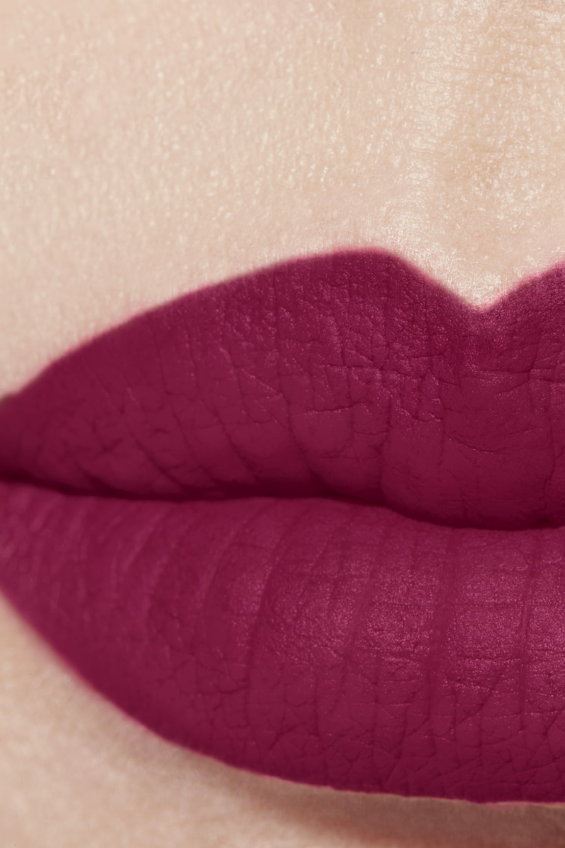 Application makeup visual 1 - ROUGE ALLURE VELVET EXTRÊME 124 - MUTED FUCHSIA