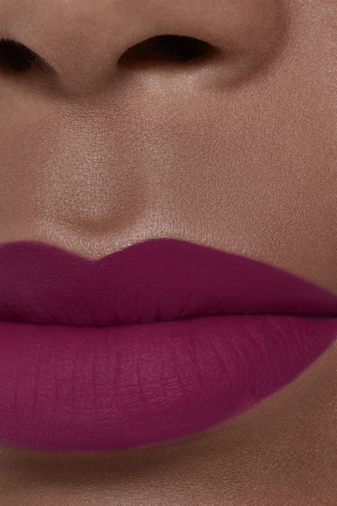 Application makeup visual 2 - ROUGE ALLURE VELVET EXTRÊME 124 - MUTED FUCHSIA