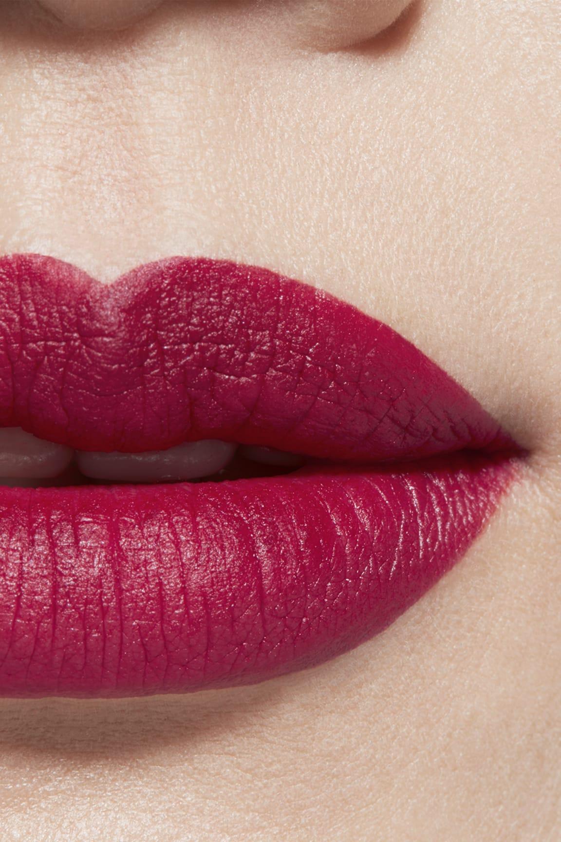 Application makeup visual 1 - ROUGE ALLURE VELVET 38 - LA FASCINANTE