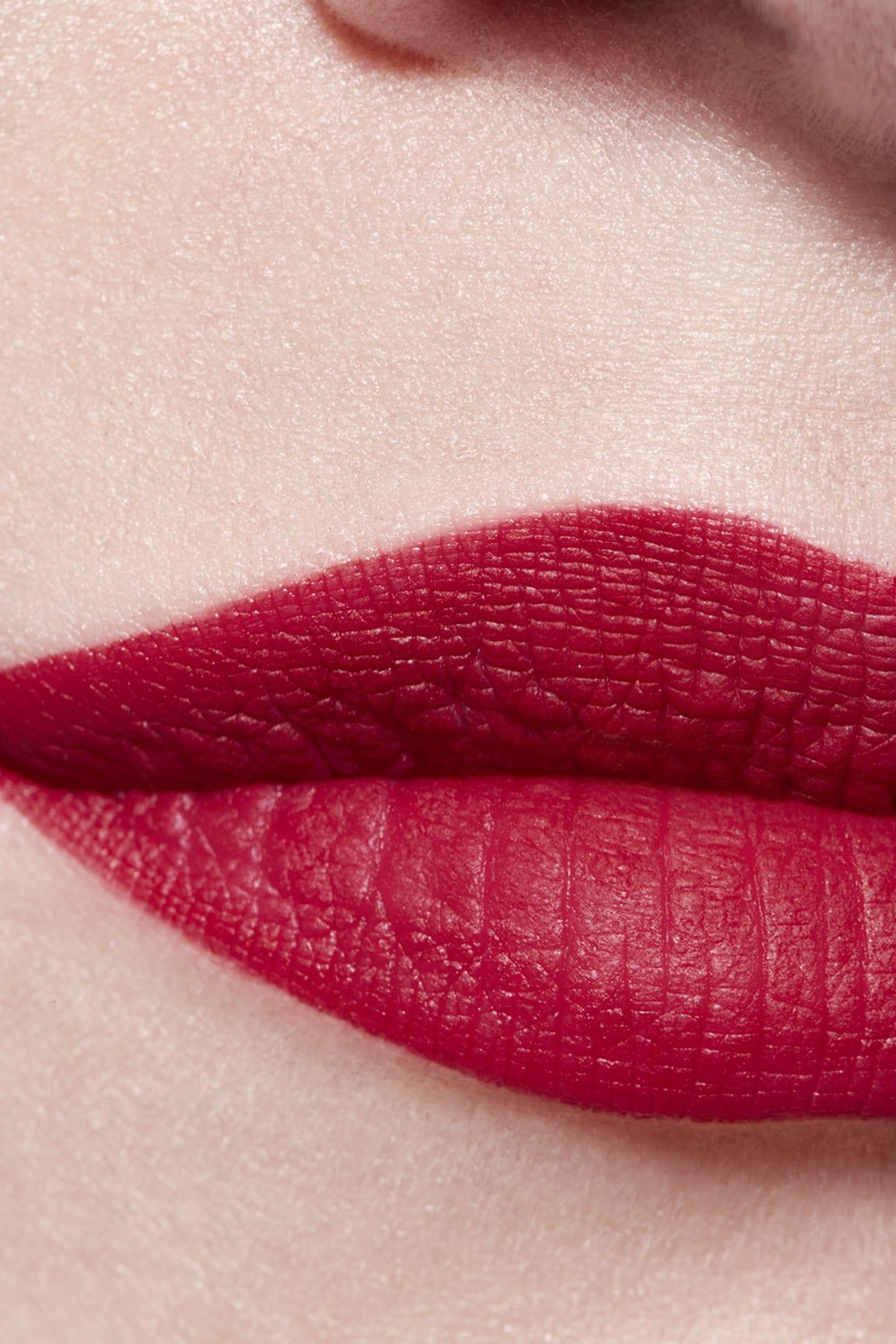 Application makeup visual 3 - ROUGE ALLURE VELVET 56 - ROUGE CHARNEL