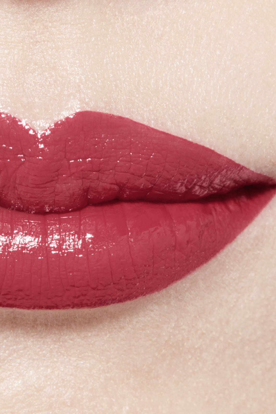 Application makeup visual 1 - ROUGE COCO BLOOM 124 - MERVEILLE
