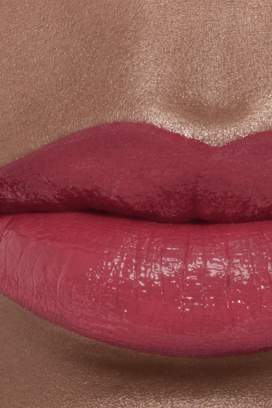 Application makeup visual 2 - ROUGE COCO BLOOM 124 - MERVEILLE